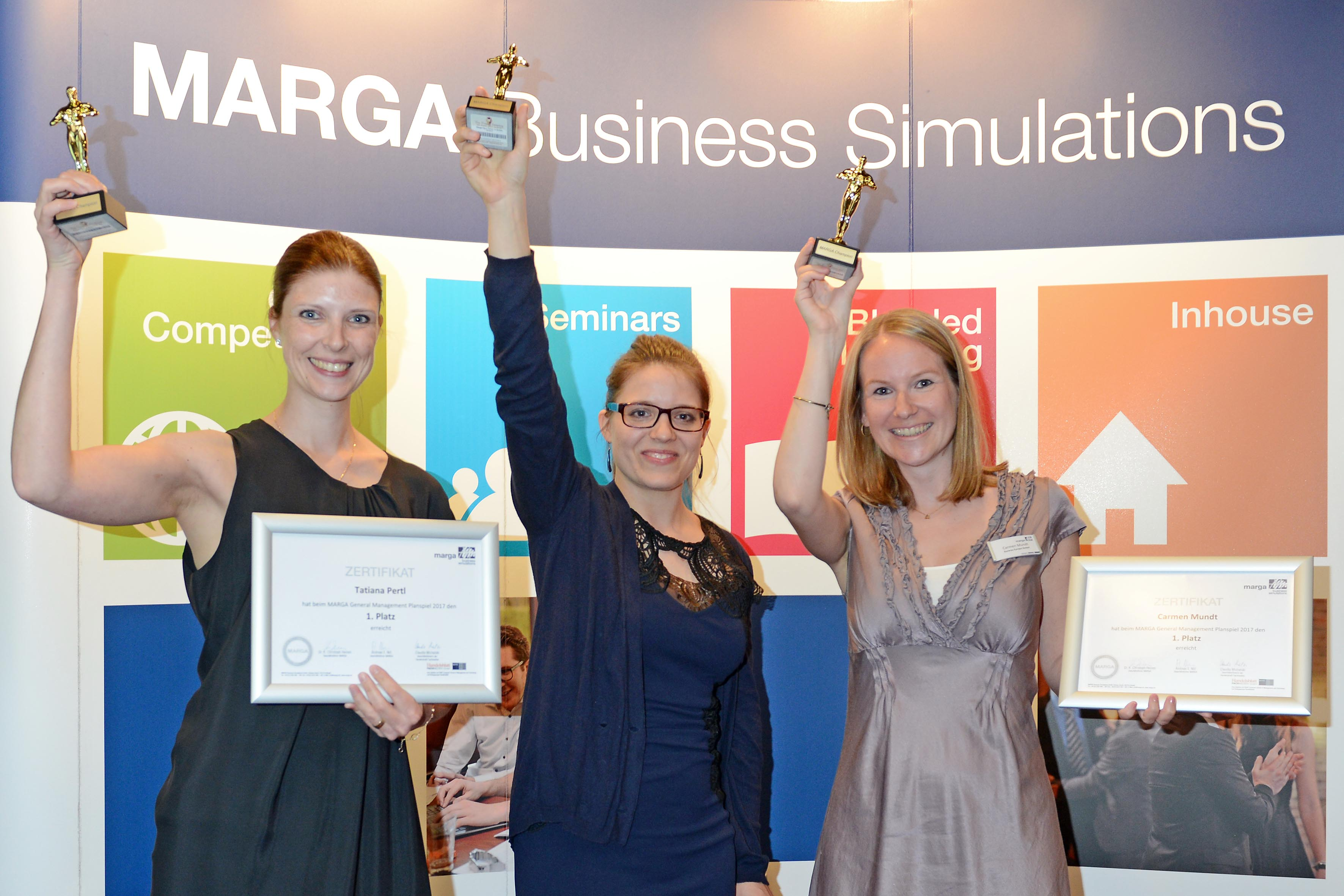 Online Competition Final: The winning team of Kuraray Europe