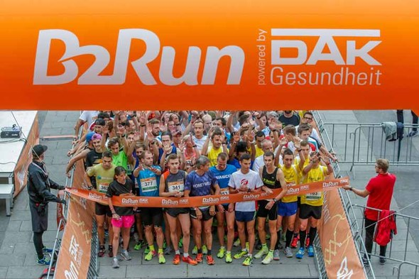 23,000 runners start in Cologne