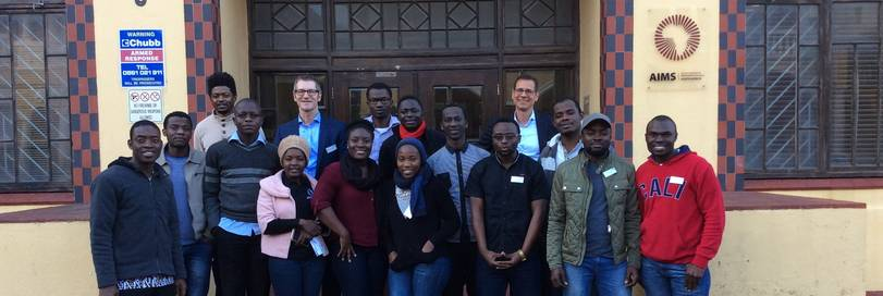 MARGA Business Simulations goes Africa: Industry Immersion Program for AIMS
